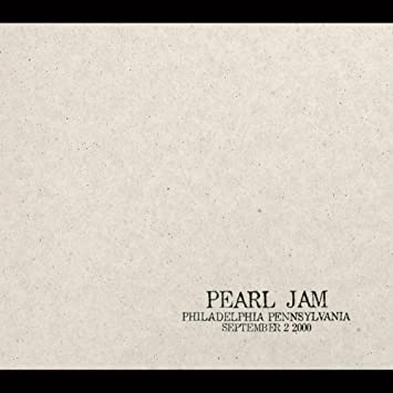 Image result for pearl jam camden 9-2-2000