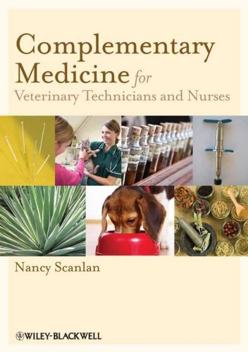 Complementary Medicine for Veterinary Technicians and Nurses Pdf
