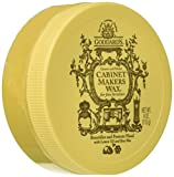 Goddards Cabinet Makers Paste Wax, 4 oz