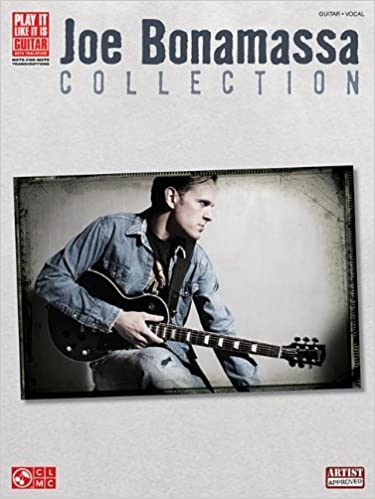 Book Joe Bonamassa Collection Play It Like It Is Guitar Tab Book by Various (2010)