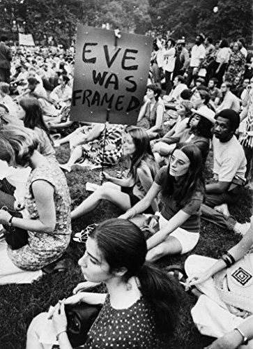 Feminist Photo - Eve Was Framed Feminism Movement of 1970s, 11