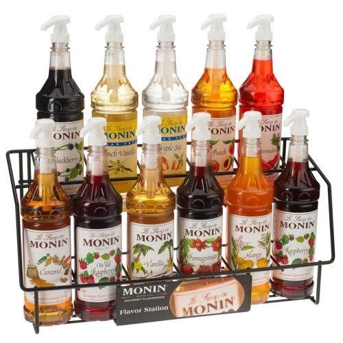 Monin Inc P231-1 Rack 11 Bottle (1 EACH)