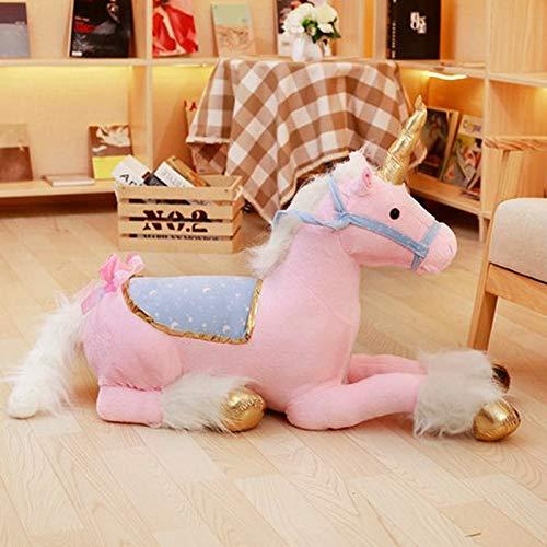 Amazon com: 1Pc 100Cm 3 Colors Cute Unicorn Horse Plush Toys