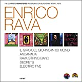Enrico Rava - Complete Recordings on Black Saint & Soul Note
