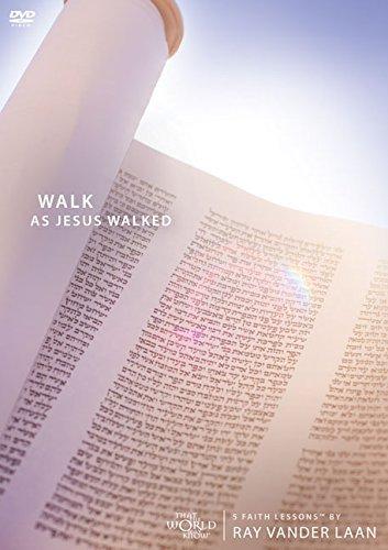 Faith Lessons Walk As Jesus Walked Vol. 7 - Ray Vander Laan DVD