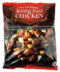 Try our Trader Joe's Kung Pao Chicken (4 Pack) today!