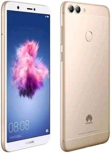 Huawei P Smart - Smartphone (Sim Única, Procesador Octa-Core, Android 8.0 Oreo, Cámara de 13 Mp conc 2 Mp, F 2.0, memoria de 32 GB), color dorado: Amazon.es: Electrónica