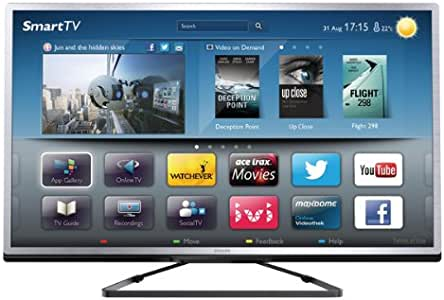 Philips 32PFL4508H/12 - Televisor LED 3D de 32 pulgadas, Full HD, 200 Hz: Amazon.es: Electrónica