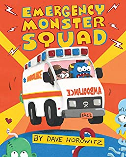 Book Cover: Emergency Monster Squad