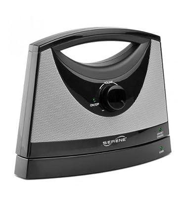 Portable Wireless TV Soundbox