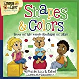 Emma and Egor Learn Shapes and Colors: Signing Exact English