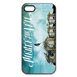 Fashion Pierce the veil Personalized iPhone 5/5S Hard Case Cover -CCINO