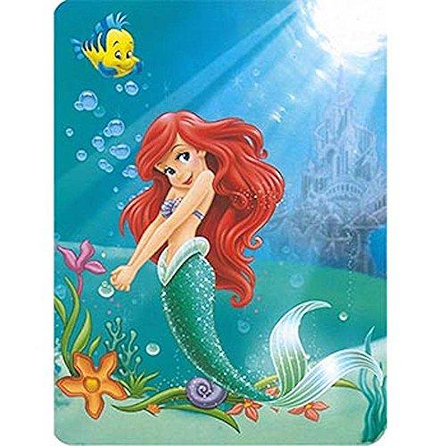 Disney Princess Little Mermaid Blanket product image
