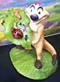 "2.5"" Disney Lion King Timon Figure Cake Topper Party Favor Doll Toy, Style May Differ"