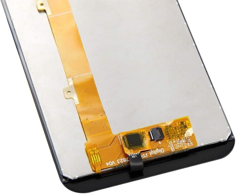 MTE AYSMG LCD Screen and Digitizer Full Assembly for Alcatel 1S Color : Color1 OT5024 5024 5024D 5024A 5024J 2019
