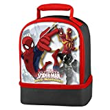 THERMOS Dual Lunch Kit, Spiderman