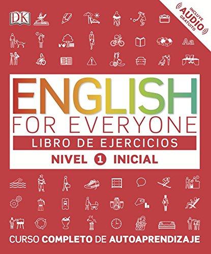 English for everyone (Ed. en español) Nivel Inicial 1 - Libro de ejercicios Tapa blanda – 6 jun 2016 Varios autores DK 0241281709 ELT grammar