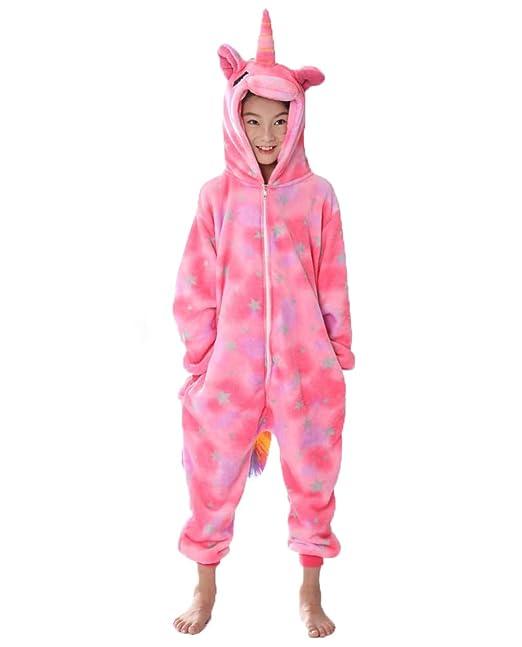 Amazon.com: JT-Amigo - Pijama unisex para niños, disfraz de ...