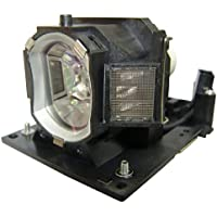CP-A220N Projector Replacement Lamp With Housing for Hitachi Projectors