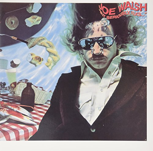Top 10 Best joe walsh the smoker you drink the player you get Reviews