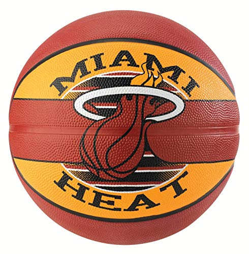 Spalding NBA Team Miami Heat Basketball - Spalding Heat Miami