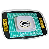 Motorhead Products Green Bay Packers Chip N Dip Tray
