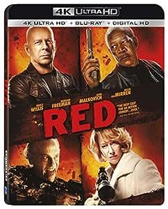 Red 4K Ultra HD [Bluray] [Blu-ray]