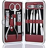 Stainless Steel Manicure Pedicure Ear pick Nail Clippers Set Care Products