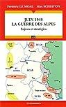 Victoire sur les alpes, juin 1940 - Briançonnais, Queyras, Ubaye par Schiavon