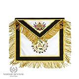 32 Degree Scottish Rite Apron by Masonic Revival