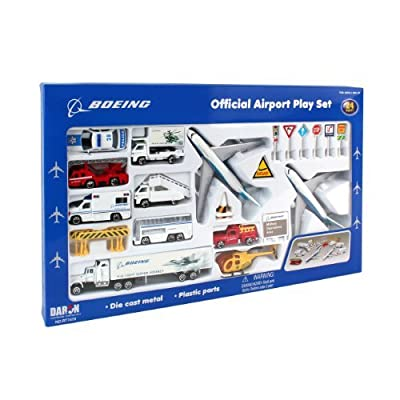 Commercial Airport Playset: Toys & Games