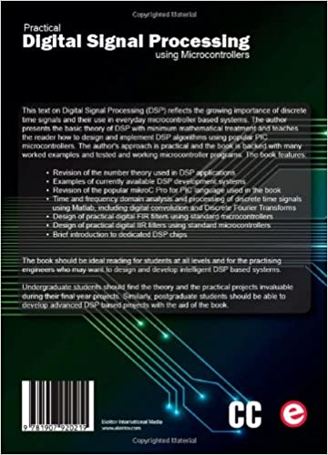 Digital Media Processing DSP Algorithms Using C