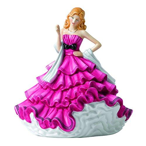 (Royal Doulton Michael Exclusive 2016 Annual Pretty Ladies Rosie Figurine)