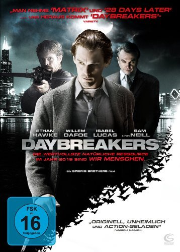DVD Daybreakers [Import allemand] (Daybreakers Dvd)