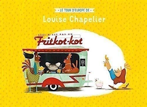 Livre enfant personnalisé avec nom et prénom - Le tour d'Europe - Idée cadeau - Relié à la main - Made in Belgium - Zebrabook
