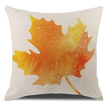 Amazon.com: Grefer - Funda de cojín para sofá, diseño de ...