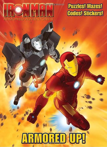 Armored Up! (Marvel: Iron Man) (Super Color with Stickers) ebook
