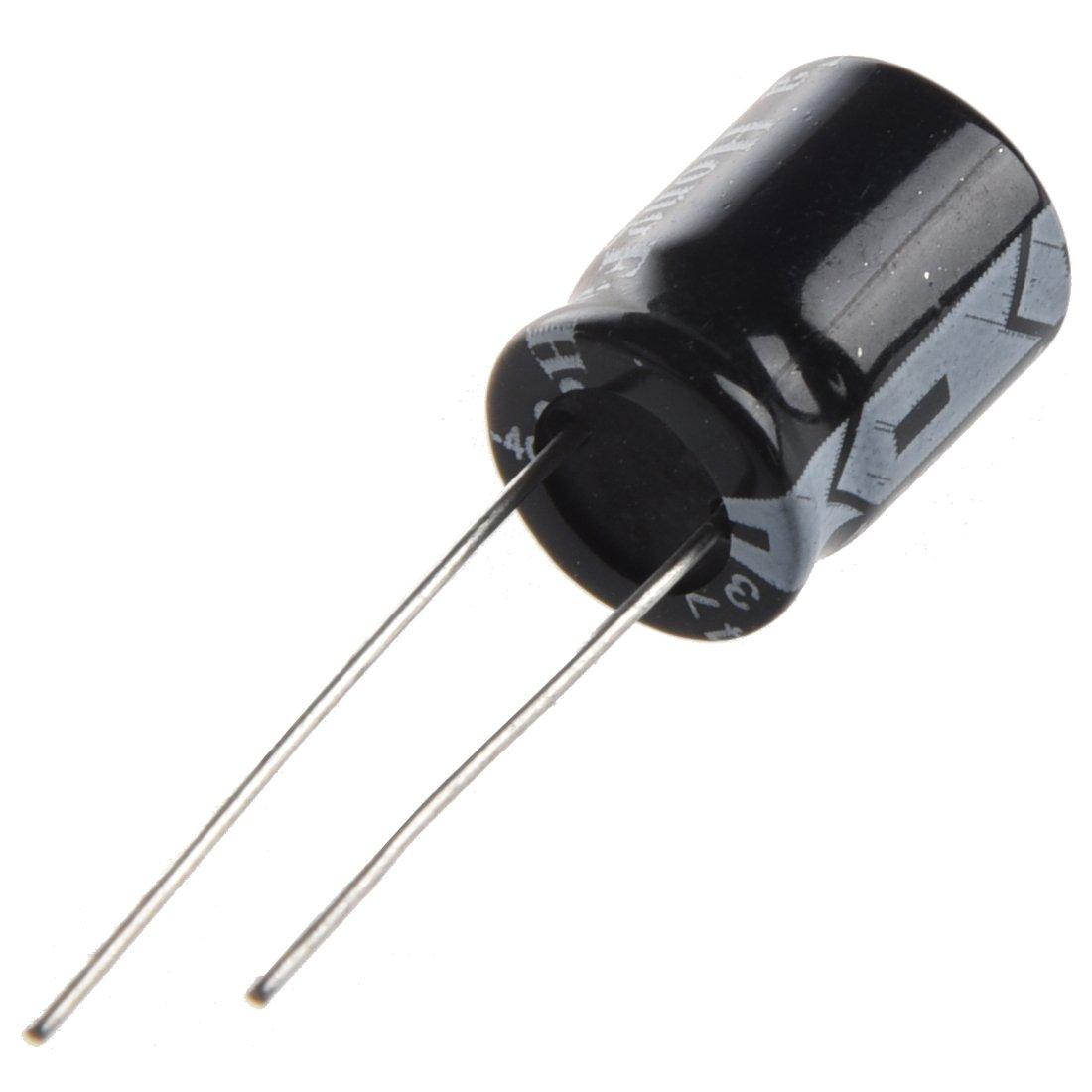 SODIAL(R) 50 Pcs 470uF 35V Aluminum Electrolytic Capacitors 10x13mm