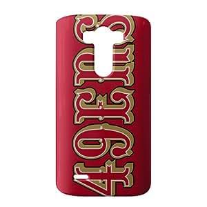 san francisco 49ers logo 3D Phone Case for LG G3