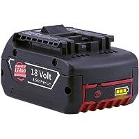 Powayup Baterías Reemplazo para Bosch 18V 5.5Ah Lithium-Ion