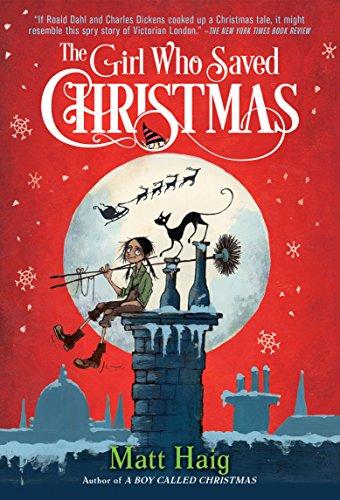 The Girl Who Saved Christmas (Father His And Reindeers Christmas)