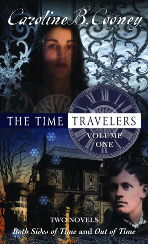 book cover of The Time Travelers : Volume One