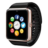 (US) 11TT Smart Watch Bluetooth Smartwatch YG8 Plus Touch Screen Watch Phone for Android Samsung HTC Sony LG HUAWEI ZTE OPPO XIAOMI and iPhone Smartphones (Gold)