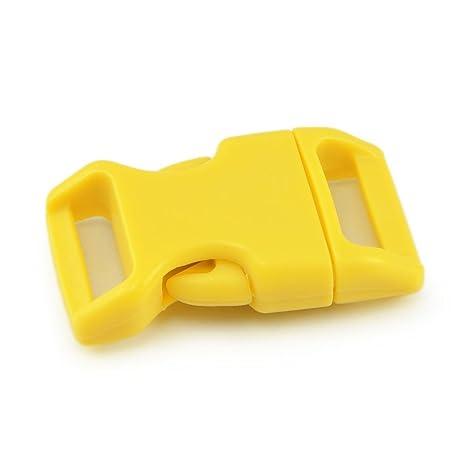 Ganzoo 20 piezas, 5/8 cierres de clip y cierre/Baender24-