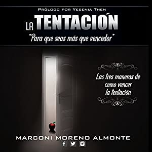La Tentacion: Para Que Seas Mas Que Vencedor (Temptation: For You to Be More Than a Conqeror) Audiobook