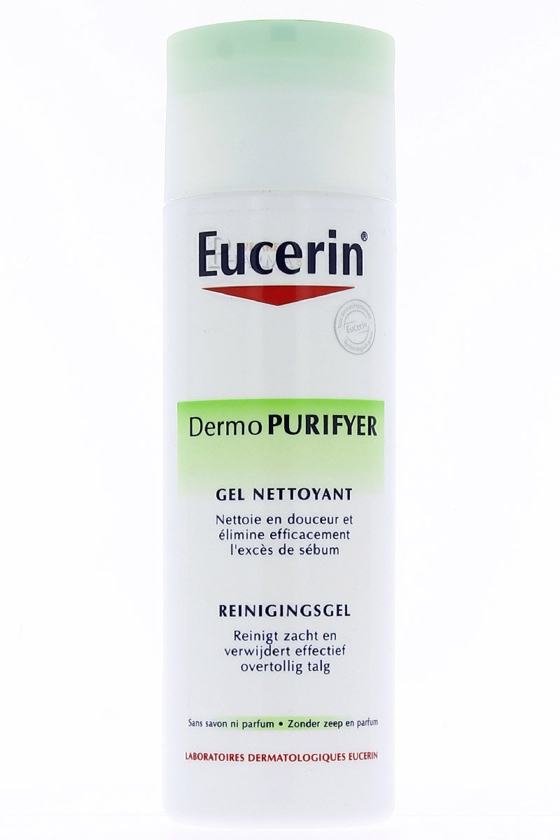 EUCERIN - EUCERIN PURIFYER GEL LIMP 200 Beiersdorf S.A 5834A