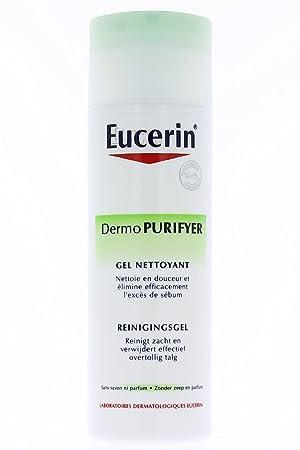 eucerin purifyer cleanser