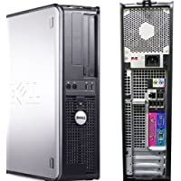 Dell Optiplex  PC 2.13GHz Intel Core 2 Duo processor, New 2GB DDR2 Memory, SATA 80 GB Hard Drive, Windows XP Professional - (Certified Reconditioned).