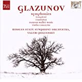 Glazunov: Symphonies