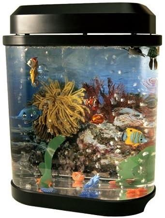 Amazon Com Fake Artificial Aquarium Fish Tank Home Kitchen